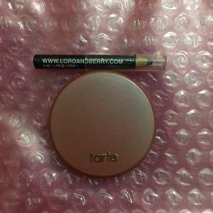 Tarte blush & Lord & Berry mini liner!! 🌟💖